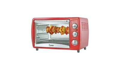 Prestige POTG 19L 41463 1380 Watt Oven Toaster Grill Review