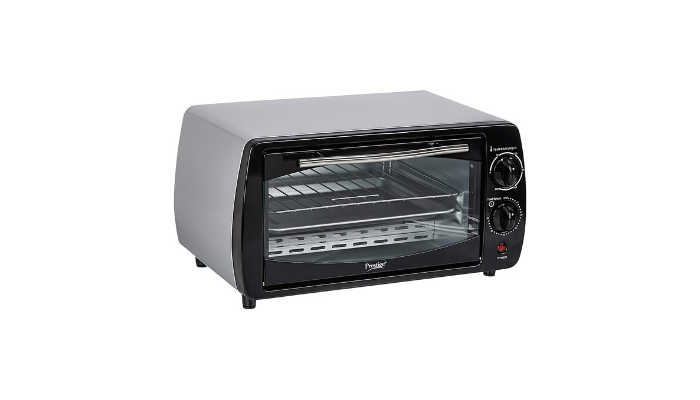 Prestige POTG 9 PC 800 Watt Oven Toaster Grill Review