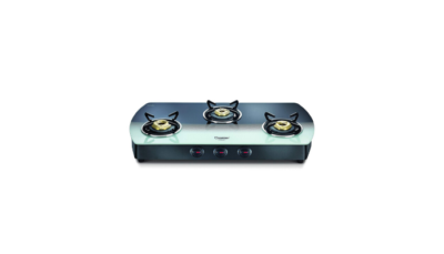 Prestige Premia Glass 3 Burner Gas Stove Review