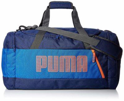 Puma Polyester 60 Cms Lapis Blue Travel Duffle