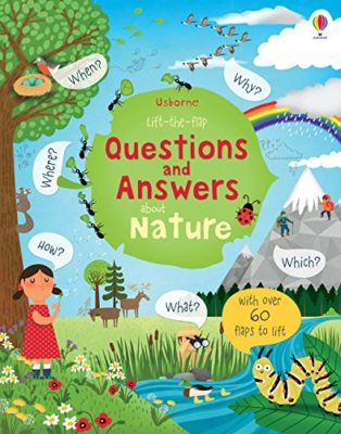 Lift the Flap Question and Answers About Nature