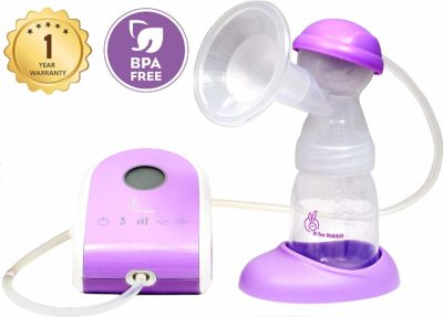 R for Rabbit Delight Electric Breast Pumps
