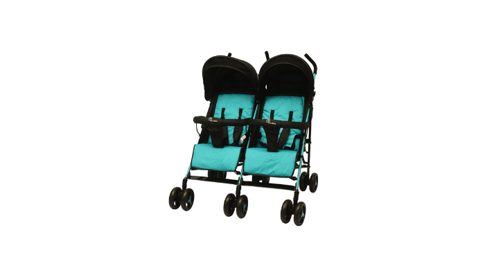 R for Rabbit Ginny and Johnny – The Twin Stroller and Pram Review