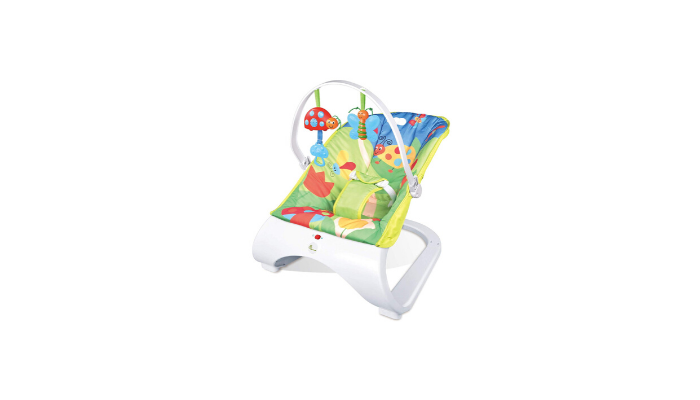 R for Rabbit Hip Hop Bouncer Chair Review