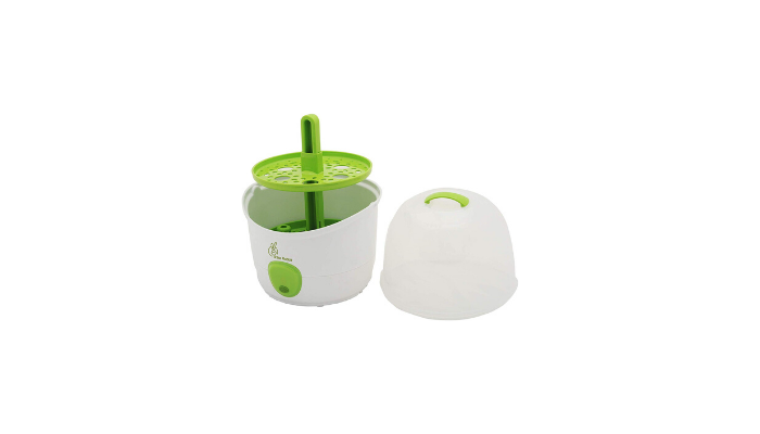R for Rabbit Peter Fighter Plus Electric Baby Bottle Review