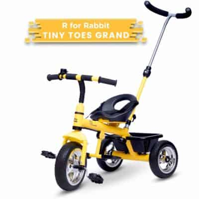 R for Rabbit Tiny Toes Tricycle
