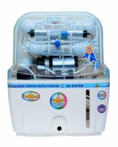 R.K. Aqua Fresh India 15-Liters RO+UV+UF+TDS Adjuster Water Purifier