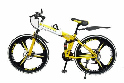 R Cycle Foldable Adventure Sports MTB Cycle