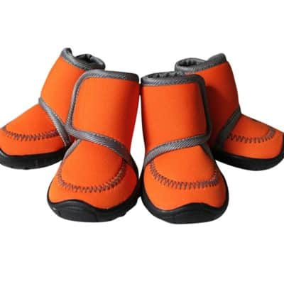 ROSENICE Waterproof Non-slip Soft Sole Dog Boots
