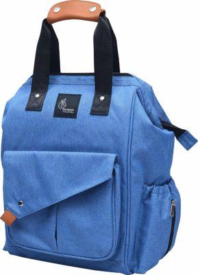 R for Rabbit Caramello Delight Diaper Bag Backpack