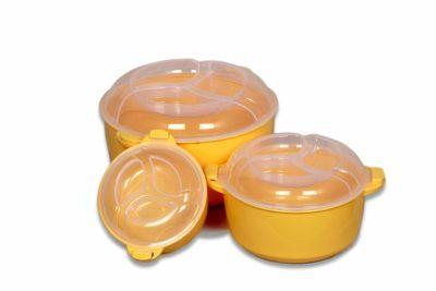 Regalo Twist Microwave Safe