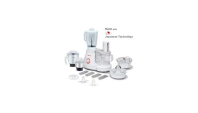 Rico Food Processor 700 Watt with Coconut Scraper and Juicer Review