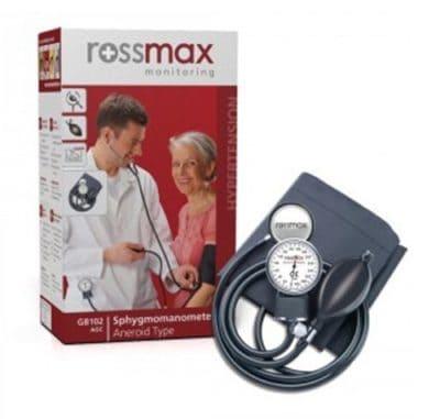 Rossmax-GB102-Aneroid-Pressure-Monitor