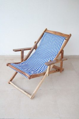 Royal Bharat Sleep N Dream Chair Wooden Folding Chair