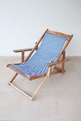 Royal Bharat Sleep N Dream Chair Wooden Folding Chair