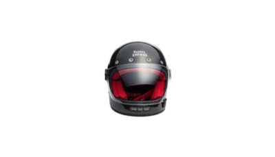 Royal Enfield Full Face With Visor Helmet HESS18009 Review