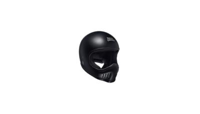 Royal Enfield Matt Black Full Face Helmet HEAW17030 Review