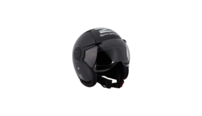 Royal Enfield Open Face with Visor Helmet HEAW17004 Review