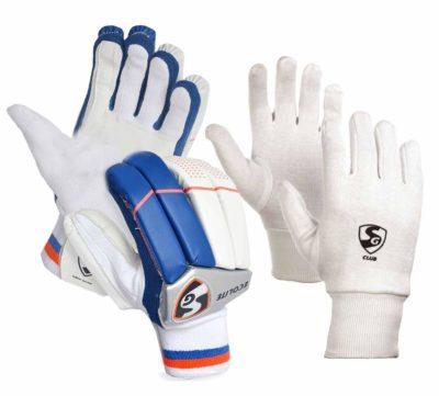 SG Ecolite Club Batting Gloves Combo