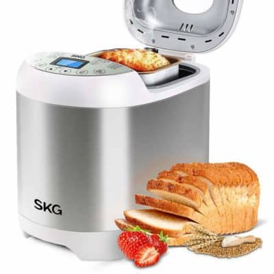 SKG Gluten Free Whole Wheat Bread Maker