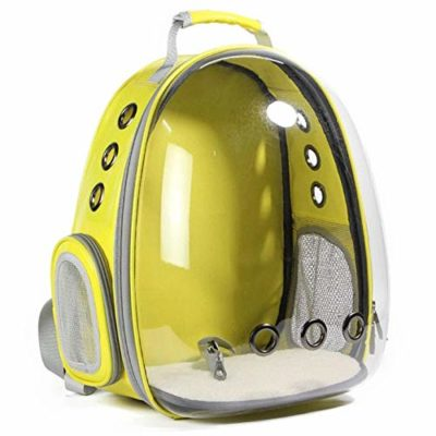 SRI Astronaut Space Capsule Pet Carrier Breathable Backpack