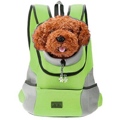 SRI Dog/Cat's Comfy Carrier Front Backpack