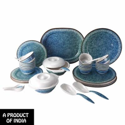 STEHLEN Prism Series 46-Piece Dinner Set