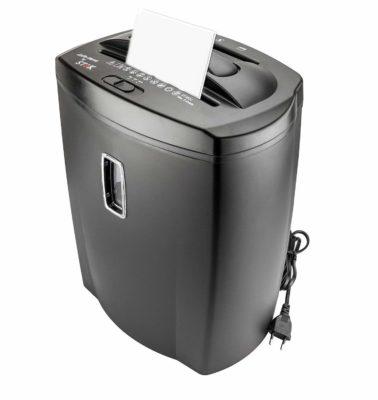 STok Cross cutter paper shredder