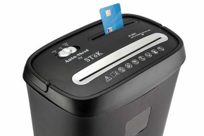 SToK ST-30CC paper shredder