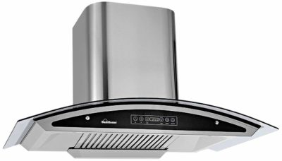 SUNFLAME Auto Clean Ductless Chimney