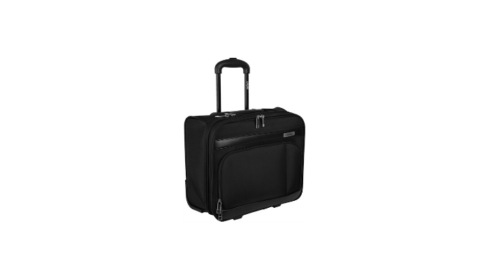 Safari Laptop Roller Suitcase Review