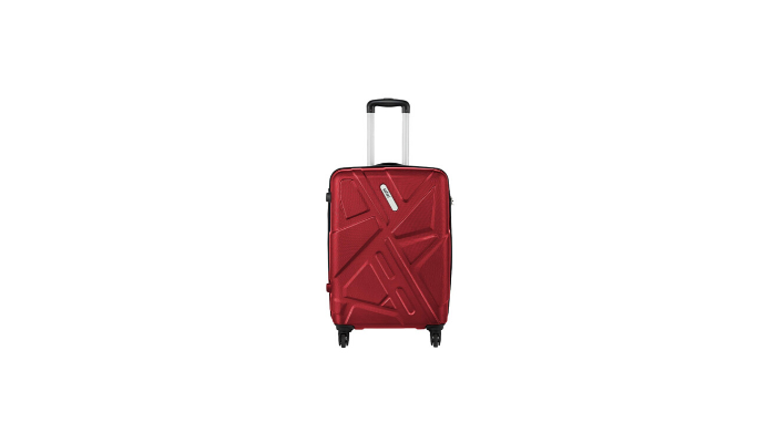 Safari Red Hardsided Suitcase Review