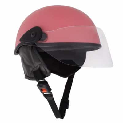 Sage Square Scooty Half Helmet