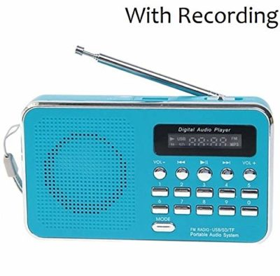 SaleonTM rechargeable Radio