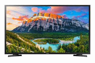 Samsung 108 cm (43 Inches) Full HD LED Smart TV UA43N5300ARLXL (Black) (2018 Model)