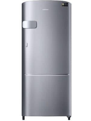 5.Samsung 192 L 3 Star Direct Cool Single Door Refrigerator (RR20N1Y1ZSE/HL, RR20N2Y1ZSE/NL