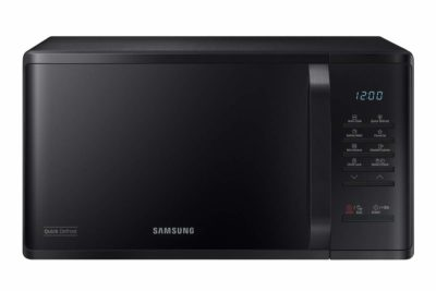 Samsung 23 L MS23K3513AK Solo Microwave Oven
