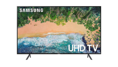 Samsung 43 Inches Series 7 4K UHD LED Smart TV Review