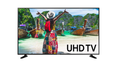Samsung 50 Inches UA50NU6100 4K UHD LED Smart TV Review