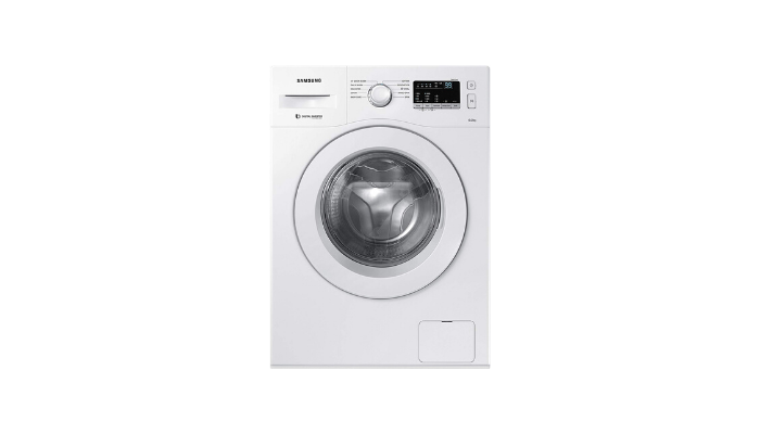 Samsung 6 kg Fully Automatic Front Loading Washing Machine WW60M206LMW TL Review