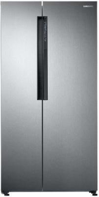 Samsung 674L Frost Free Side-by-Side Refrigerator – RS62K60A7SL/TL