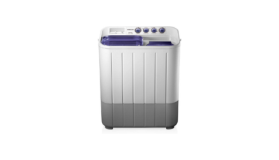 Samsung 7.2 kg Semi Automatic Top Loading Washing Machine WT725QPNDMPX TL Review