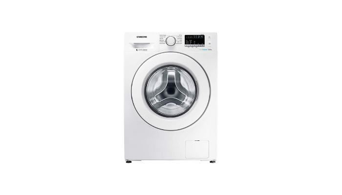 Samsung 8 kg Inverter Fully Automatic Front Loading Washing Machine WW80J4243MW TL Review 1