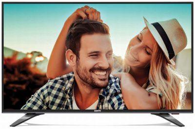 Sanyo 108.2 cm (43 Inches) Full HD IPS LED TV XT-43S7200F (Dark Grey)
