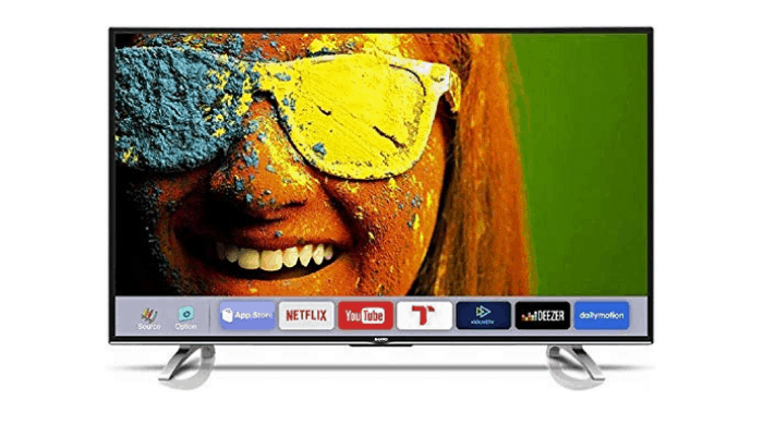 Sanyo 43 Inches Full HD IPS LED Smart TV Review