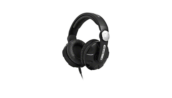 Sennheiser HD 215 II Over Ear Headphone Review