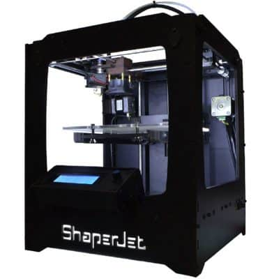 Shaper Jet Desktop 3d Printer