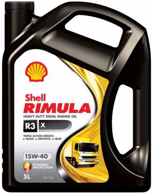 Shell Rimula Mineral Engine Oil