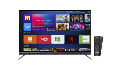 Shinco 124 cm 49 Inches 4K UHD Smart LED TV S50QHDR10 Review