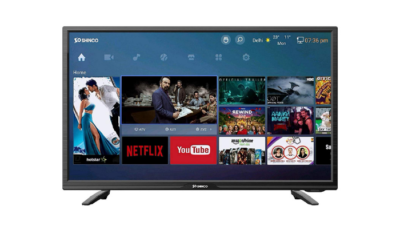Shinco 80 cm (32 Inches) HD Ready Smart LED TV SO32AS (Black) (2019 model) Review